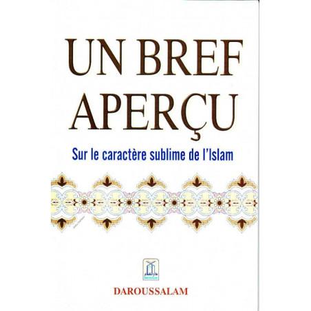 Un bref aperçu sur le caractère sublime de l'Islam (Daroussalm)