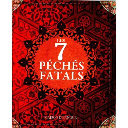 Les 7 péchés Fatals d'Abderrazak Mahri - édition maison d'ennour (format mini poche)