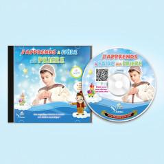 """CD """"J'apprends à faire ma Prière"""" pour garçon (Sana Production)"""