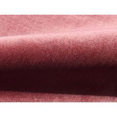 Tapis de Prière Velours Luxe couleur uni - ORANGE SAUMON