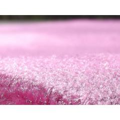 Tapis de Prière Velours Luxe couleur unie - ROSE TAMATIA / CH1-0766