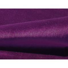 Tapis de Prière Velours Luxe couleur uni - VIOLET BYZANTIUM