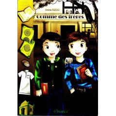 Comme des frères, de Amina Rekad, Le Rappel en poche n° 1
