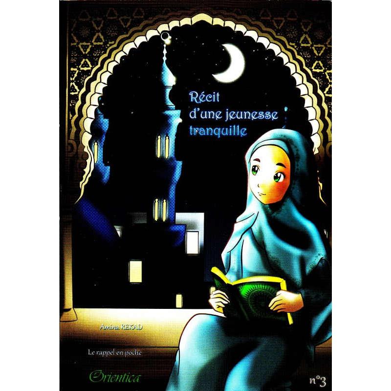 Récit d'une jeunesse tranquille, de Amina Rekad, Le Rappel en poche n° 3