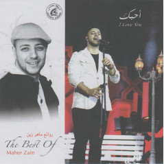 CD MAHER ZAIN - The best of Maher Zain, par Awakening Records 2012