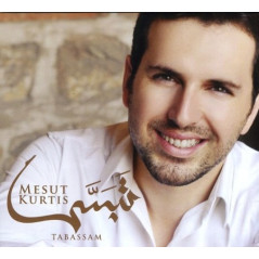 CD Mesut Kurtis - Album Tabassam, par Awakening Records 2014
