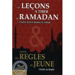 Les leçons à tirer du Ramadan & Parmi les règles du jeûne sur Librairie Sana