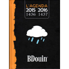 L'Agenda BDouin 2015/2016 - Noir