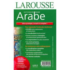 Dictionnaire Français-Arabe - Larousse  - 45000 mots