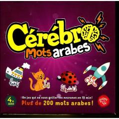 Cérébro Mots arabes - Jeu de société