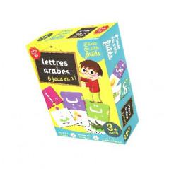 Lettres arabes - 6 jeux en 1 ! - Jeu de soci&ea