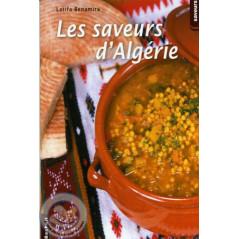 Les saveurs d'Algérie sur Librairie Sana
