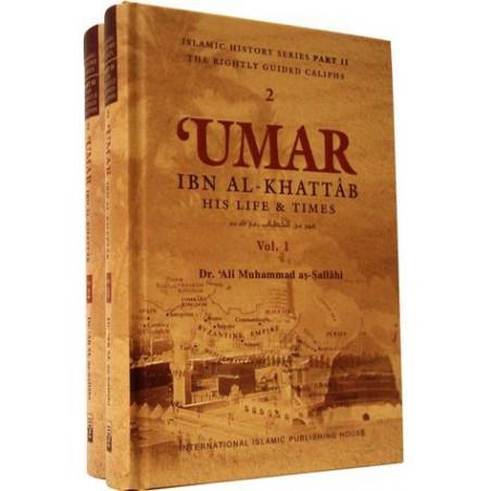 Umar ibn al-Khattab (French) vols. 1 & 2