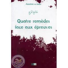 Quatre remèdes face aux épreuves sur Librairie Sana