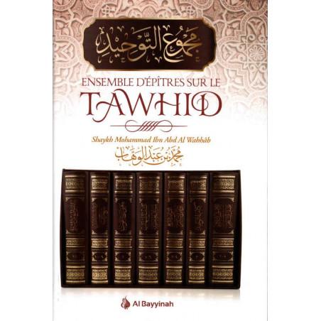 Ensemble d'épîtres sur le Tawhid, de chaykh Mohammed Ibn 'Abd Al Wahhâb, 2ème édition, Bilingue (FR-AR), مجموع التوحيد