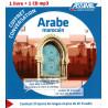 Coffret conversation Arabe Maocain: 1 livre+ 1 CD mp3, Assimil (Guide de conversation)