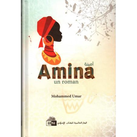 Amina (un roman), de Mohammed Umar, Première édition française (2014)