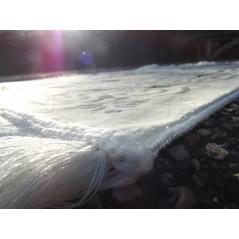 Tapis de Prière épais & grande taille - COULEUR GRIS