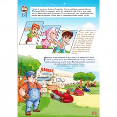 La Grande Course vers Le Paradis - Bande dessinée & Jeux éducatifs
