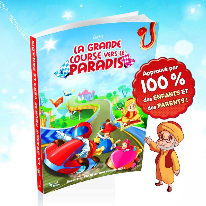 LA GRANDE COURSE VERS LE PARADIS
