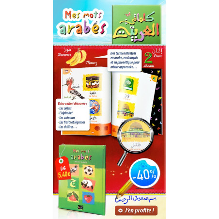 Mes mots arabes d'après Mahrez Landoulsi