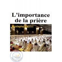 CD L'importance de la prière /CD105