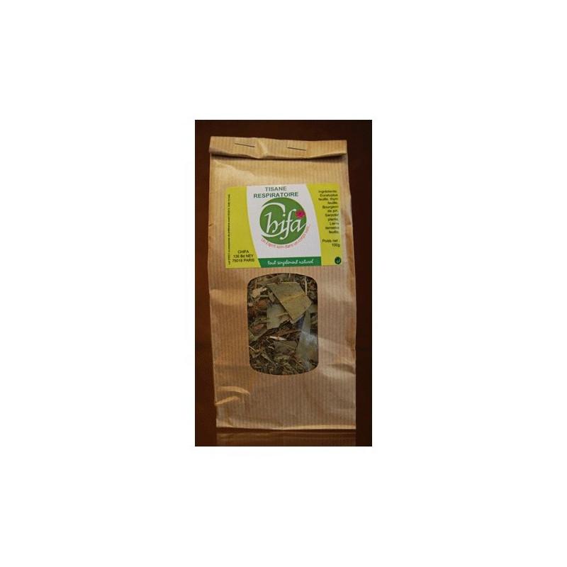 Tisane Respiratoire- Sachet de 100 g- Chifa