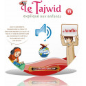 Audio - LE TAJWID EXPLIQUÉ AUX ENFANTS (Tome 1)