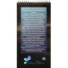 Mouslim Quizz Pocket: 101 Questions- Réponses sur le Prophète (saw), Basé sur le Coran et la Sounnah