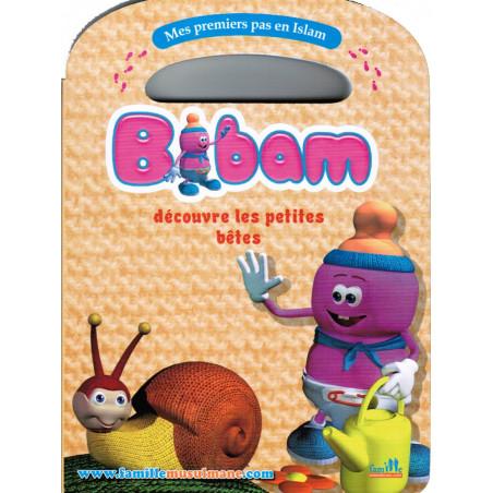 Bibam découvre les petites bêtes