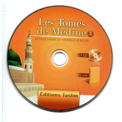CD audio Les tomes de Médine, Volume 2 - Editions TASLIM
