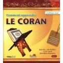 Comment apprendre le Coran (Tome 1): Sourate «Al Fâtiha» et les neuf dernières sourates