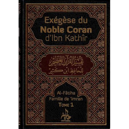 Exégèse du Noble Coran d'Ibn Kathîr 4 tomes (Universel)