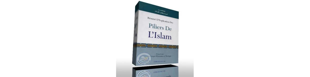 - Piliers de L' Islam - Livre