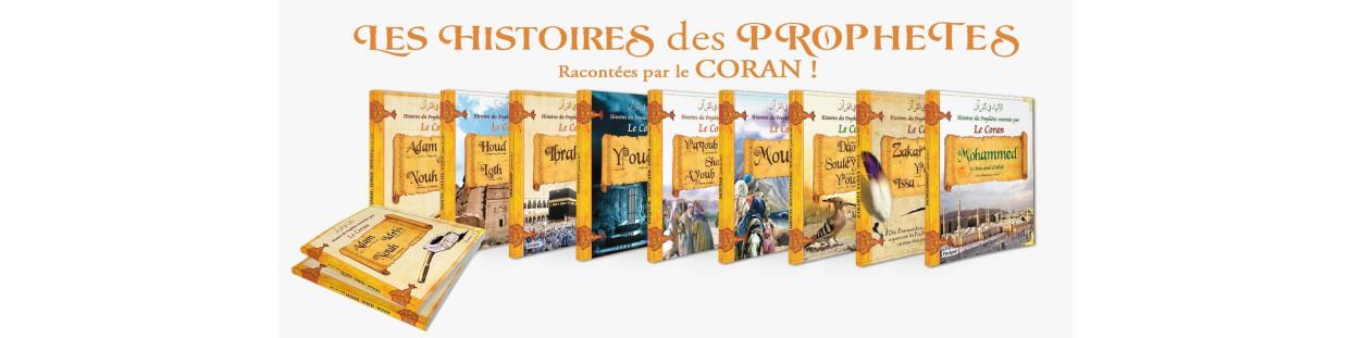 Collection Histoires des Prophètes