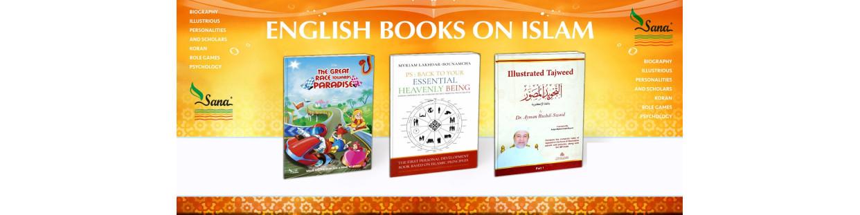 Anglais : English books on Islam