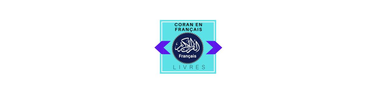 Le Saint Coran Traduit en Français sur librairie sana