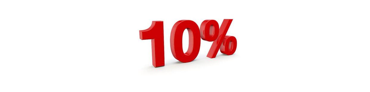 Soldes 2016 -10 %
