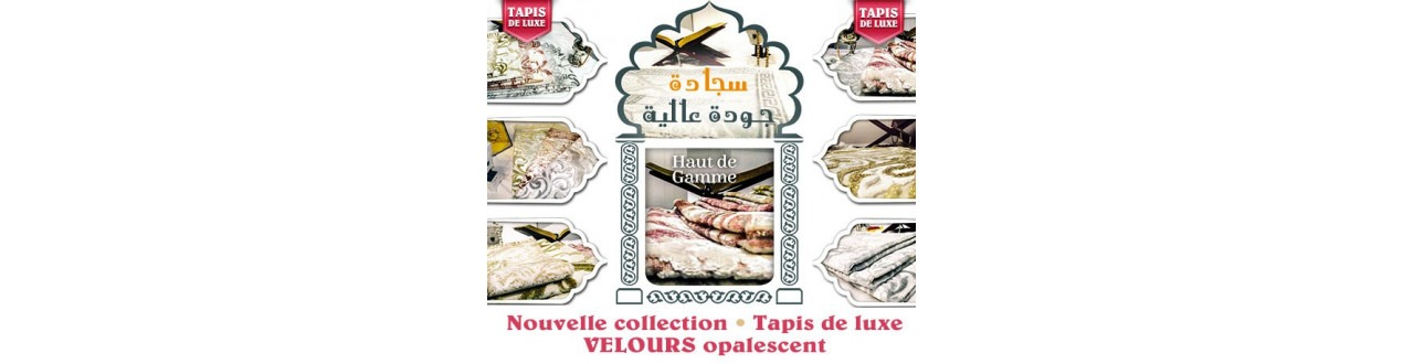 Tapis Velours Opalescents