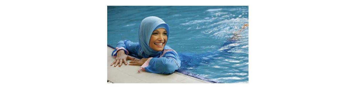 - Maillot de bain islamique femme
