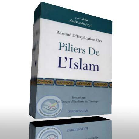 Piliers de L' Islam - Livre