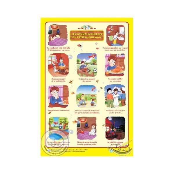 - Bibliothèque des Enfants - Poster