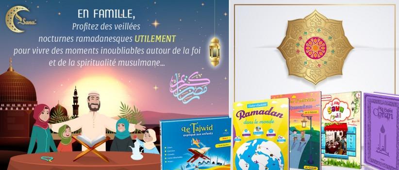Ramadan En Famille avec nos Enfants